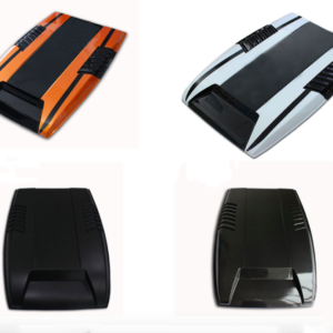 Ford Ranger T6 2012-2014 Bonnet Hood Scoop