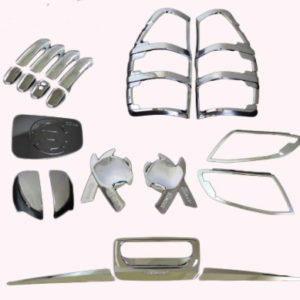 Ford Range 2012 Chromed Kits