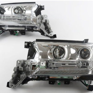 Head LED Light Turn Lamp Sets for Toyota Land Cruiser LC200 2016