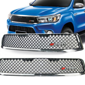 TRD Grille chromed effection